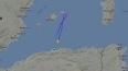 Над Средиземным морем пропал с радаров  алжирский ...