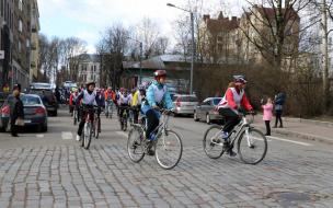 Выборгский район готовится принять международный велопробег