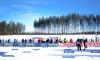 В смешанной эстафете Кубка Мира по биатлону в Контиолахти Россия заняла четвертое место.