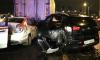 Массовое ДТП: при столкновении пяти машин пострадали два человека