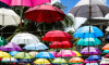"""Девушка с розовым зонтом ограбила мужчину на """"Площади Восстания"""""""