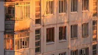 За день в Петербурге из окна выпали две девочки 7 и 10 лет