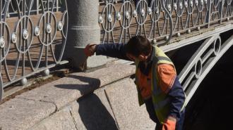 В Петербурге обновят 4-й Таврический мост