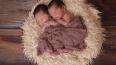 В Китае женщина родила двойняшек от разных мужчин