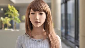 Японский робот Эрика сыграет в новом научно-фантастическом фильме