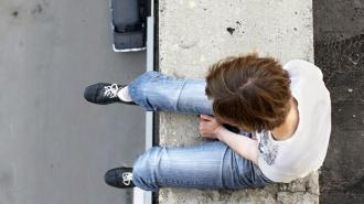 В Петербурге школьница сбросилась с высотки из-за несчастной любви