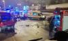 На Лиговском столкнулись иномарка и микроавтобус: есть пострадавшие