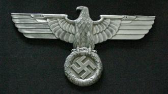 На Громовском кладбище задержали мужчину с фашистской символикой