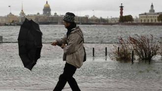 В конце недели в Петербурге и ЛО ожидается сильный ветер