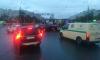 "ДТП на Будапештской: ""Киа"" въехала в маршрутку с пассажирами"