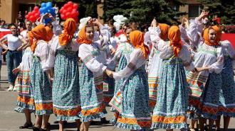 """Фестиваль """"Русь танцевальная"""" пройдет в Петербурге летом"""