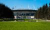"""До полной заполняемости стадиону """"Санкт-Петербург"""" на хватило 200 зрителей на матче Бельгия-Франция"""