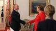 Владимир Путин и Ангела Меркель встретились за рабочим ...
