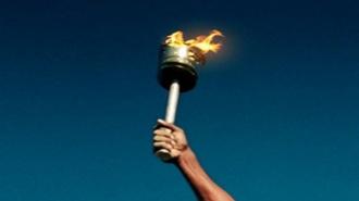 В Кремле погас Олимпийский огонь