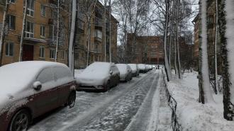 В субботу в Ленобласти температура упадет до -21