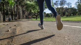 Царскосельский марафон пробежали более 5 тыс. человек