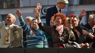 К 9 мая более 33 тыс. ветеранов получат выплату в размере 10 тыс. рублей