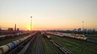 """""""Москва - Петербург"""" стал самым популярным железнодорожным направлением в мае"""