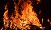 В Саратовской области ночью в пожаре погибла женщина и ее 3-летний сын