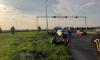 ДТП на Софийской улице: мотоциклист перелетел через автомобиль