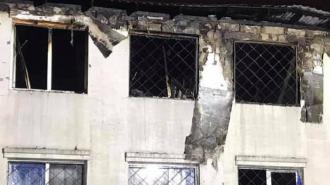 Зеленский объявил национальный траур по жертвам пожара в доме престарелых