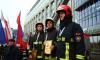 Пожарный из Белоруссии покорил небоскреб Петербурга