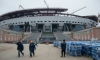 """Рабочий разбился насмерть на площадке строящегося стадиона """"Зенит-Арена"""""""