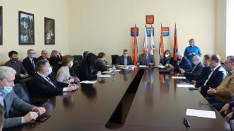 В Выборге состоялось заседание совета директоров производственной сферы