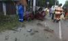 В ночном ДТП под Всеволожском погиб водитель