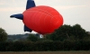 В Москве потерпел крушение дирижабль, который унесло ветром
