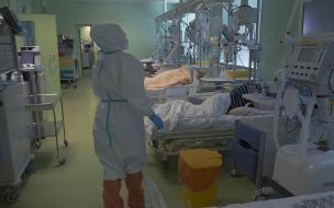 В Петербурге число зараженных коронавирусом снизилось на 27% за неделю