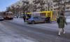 Авария на проспекте Науки парализовала движение трамваев в обе стороны