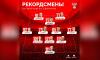 Сборная России по футболу представила команду из рекордсменов по количеству матчей