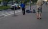 На проспекте Маршала Жукова такси сбило велосипедиста