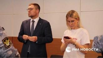 Любовь Соболь задержали в Москве