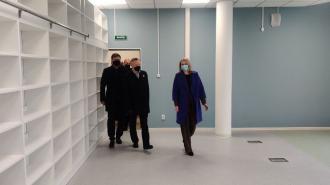 Новый культурно-досуговый комплекс в Красном Селе откроется в июне