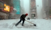 Снегопад под Нью-Йорком унес жизни восьми человек