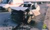В лобовом ДТП в Ленобласти погиб пенсионер, трое пострадали