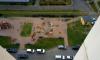 Чиновники Приморского района сносят детские площадки