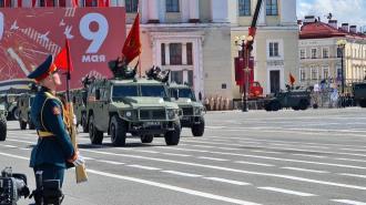 В США назвали пять лучших вооружений на параде Победы