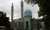 Полиция сняла с купола петербургской Соборной мечети юных руферов