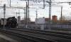 В Колпино пассажирский поезд переехал несовершеннолетнего