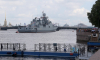 Праздничная программа дня ВМФ в Петербурге и районах города