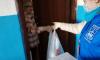 Петербуржцев попросили впускать только волонтеров со специальными бейджами