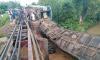В Конго сход поезда унес жизни 50 человек