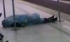 """Труп пожилого мужчины напугал пассажиров станции метро """"Маяковская"""""""