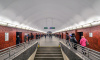 """Вестибюль станции метро """"Маяковская"""" закроется на капитальный ремонт в мае"""