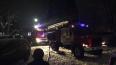 Из горящего жилого здания в Ленобласти вывели 20 человек...