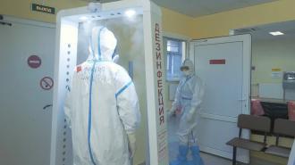 В Петербурге для коронавирусных больных развернуто более 5 тысяч коек
