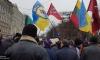 Украинские бандеровцы присоединились к маршу СС в Латвии